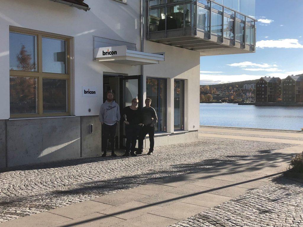 Bricons nya Sundsvallskontor